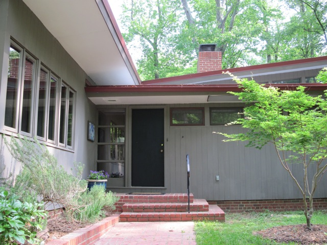 Richmond Mid Century House # 8