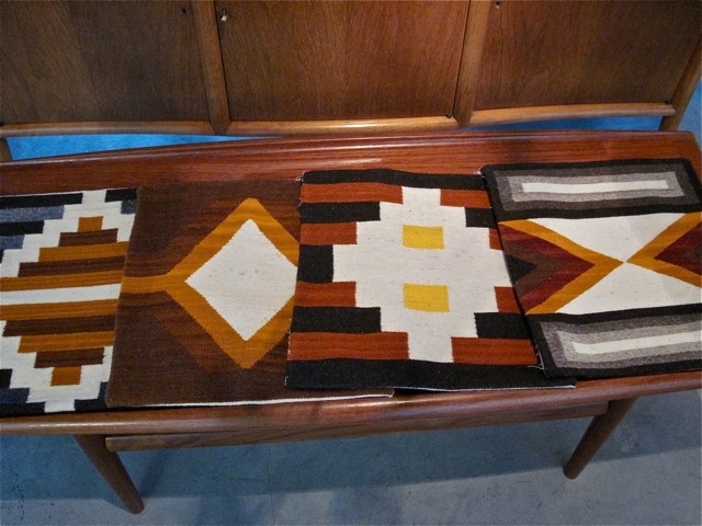 Chimayo Weavers Hand Woven Pillows
