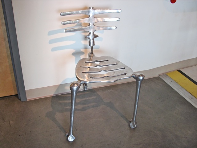 Michael Aram <em>Skeleton</em> Chair
